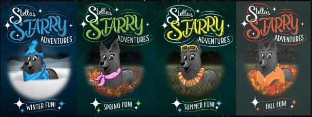 Stella's Starry Adventures - StarryTrails.com